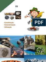 Aula - 6º Ano - As Rochas - Cap 05 - PDF