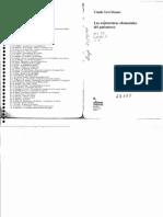 05 - Claude Levi-Strauss - _Introducción_ Estructuras Elementales.