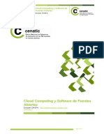 Cloud Computing y Software de Fuentes Abiertas Dossier Onsfa