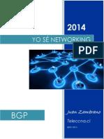 Yo Sé Networking Bgp