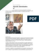 Entrevista Con Luis Alberto Lacalle Domingo
