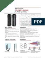 VSH IR Beam Sensor