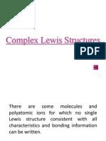 Ch08 Part5 Complex Lewis Structures