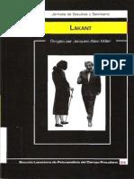 Miller, J-A (2000) Lakant