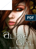 #1-Alpha Girl de Kate Bloomfield-Saga Wolfling(1)