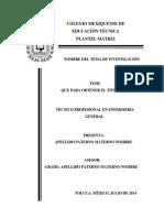 Protocolo de Investigacion Tp