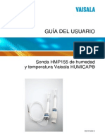HMP155 User's Guide in Spanish