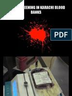 blood banking in karachi