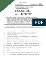 House Bill 1750