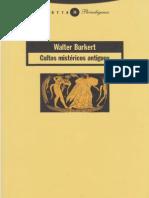 Walter Burkert, Cultos mist+®ricos antiguos.pdf