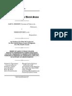 US Supreme Court Herbert v. Kitchen Families Brief