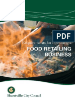 Food Retail Business