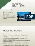 Milton Housing Production Plan Presentation