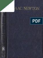 Isaac Newton Optica