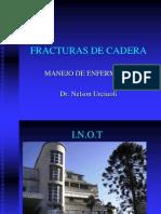 Fracturas de Cadera-Enfermeria