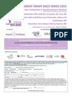Event Flyer - TGGR 2014 - Current
