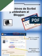 Subir Al Blogger
