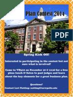 Business Plan Kickoff