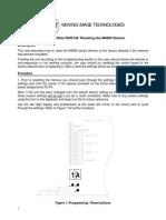 MIT Dimmer Manual