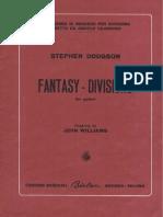 Dodgson, Stephen - Fantasy-divisions