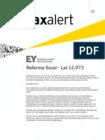 Tax Alert Reforma Fiscal 06 2014