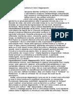 Cap. 13 Artrozele Sau Reumatismul Cronic Degenerativ