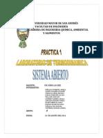 Lab de Termo Informe