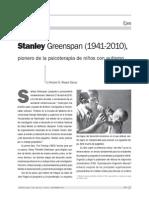 Stanley Greenspan