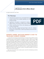 Nuclear Energy Renaissance Set to Move Ahead Without U.S.