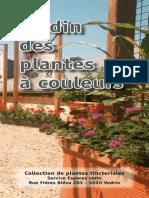 217105376 Le Livret Guide Du Jardin Des Plantes a Couleurs