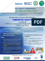 Brochure Workshop Chemical Safety