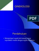 Kuliah Ginekologi