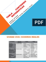 PLAN DE ESTUDIOS ÁREA DE MATEMÁTICAS GRADO OCTAVO