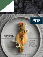 North by Gunnar Karl Gíslason and Jody Eddy, excerpt and recipe