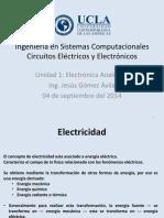Unidad 1. Electrónica Analógica