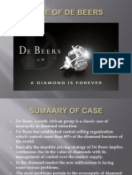 Case of de Beers