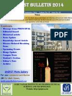 GNIPST Bulletin 37.2