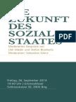 Die Zukunft des Sozialstaates