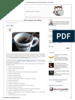 Los Efectos Beneficiosos Del Consumo de Cafeína - HYPOTHESIS