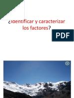 Identificacion de Factores Ambientales