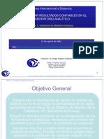 MODULO 3. Validacion de Metodos Analiticos