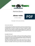 Evans, Patricia - Abuso Verbal