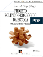 Grupo III - O Projeto Político-pedagógico