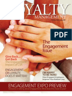 Loyalty Management, The Engagement Issue powered by Loyalty 360, November 2009