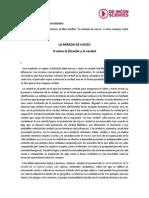 (Texto de Filosofías1) La Mirada de Linceo Por Esteban Ierardo