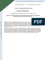 Jeangene Vilmer 2006 - Possibilite Et Existentiabilite Chez Leibniz