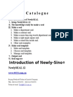 Manual of NSSEAL12