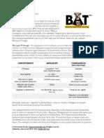 BAT Survival Skills French