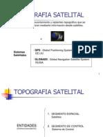 Topografía Satelital