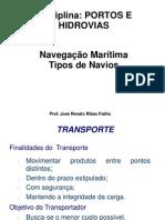 1 - Aula Navegação Marítima - 1-2014